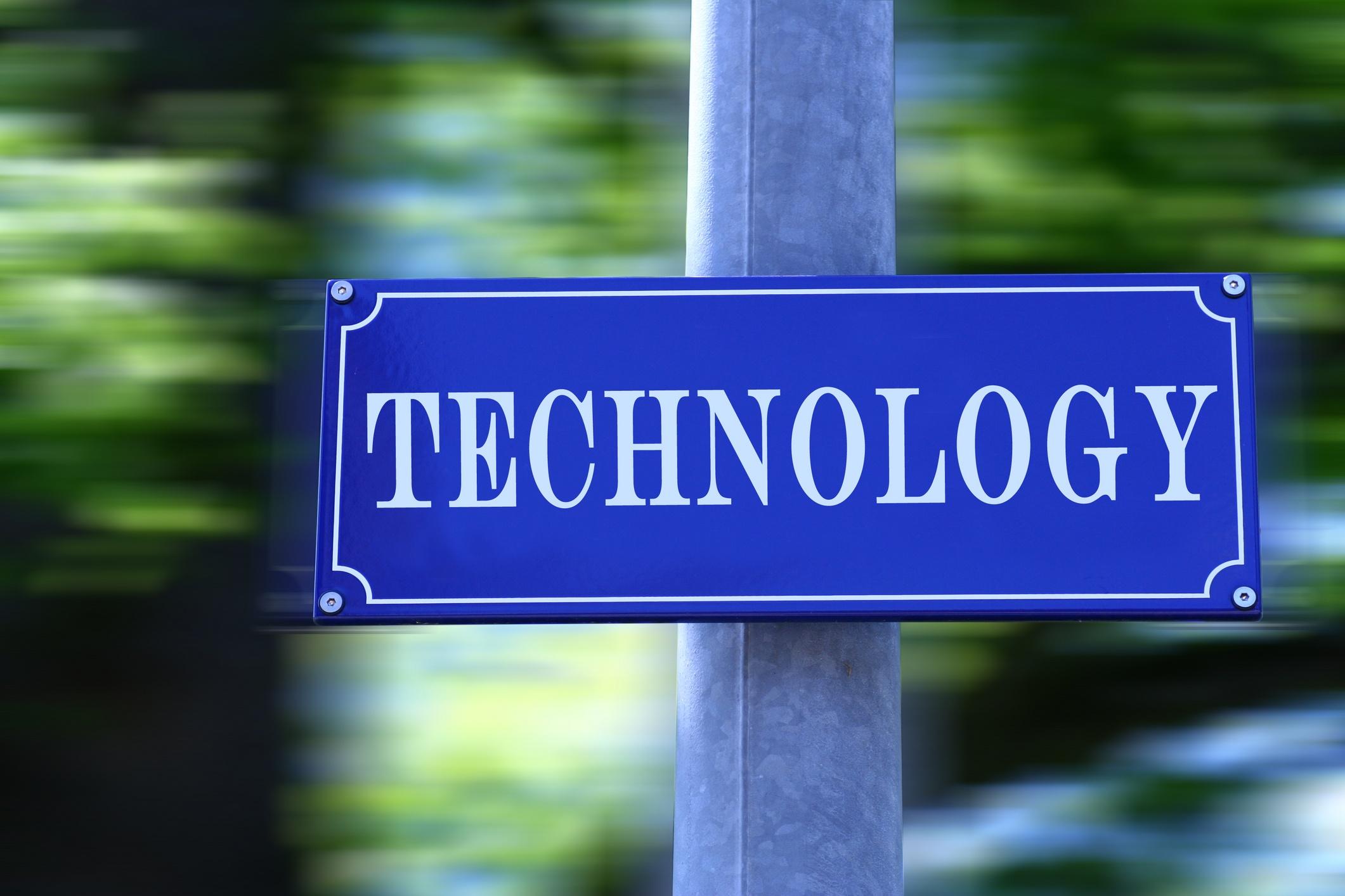 sign technology street index drea 508k dreamstime caregivingclub