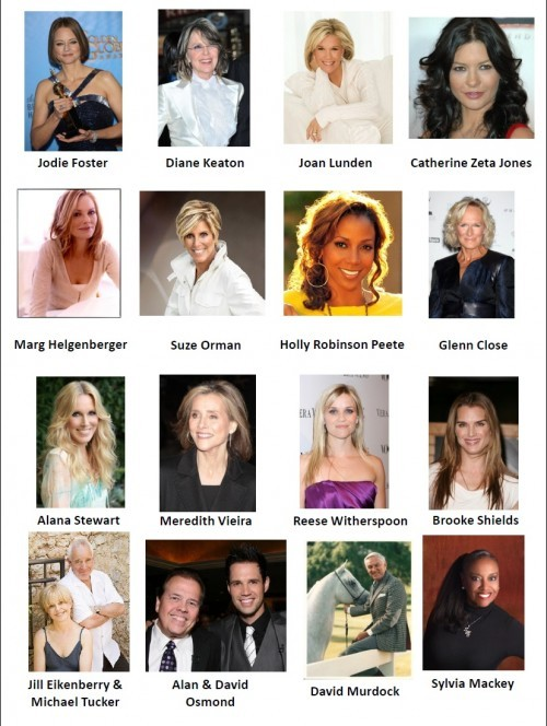 Celebrity Caregiving Interviews Oct 2013