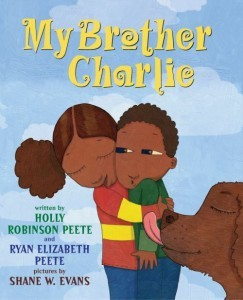MyBrotherCharlie book cover