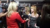Me catching up wth Marg Helgenberger