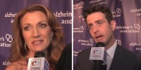 Interviewed two Dancing with the Stars alums who also are caregivers: actress Jane Seymour and former boybander Joey McIntyre