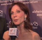 Marilu Henner told me about her TV role on Unforgettable playing a woman with early on-set Alzheimer's