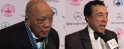 Talking to Quincy Jones and Smokey Robinson about music therapy