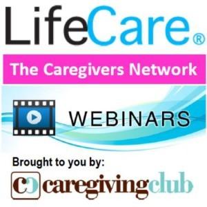 LifeCare Webinars logo