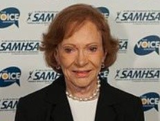 Rosalynn Carter headshot