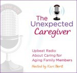 Unexpected Caregiver Radio Show