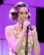 Emmy Rossum singing