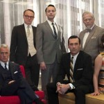Mad Men - Season 5 cast (courtesy of AMC)