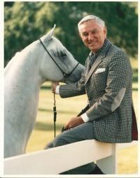 David Murdock horsebackriding