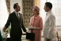 Mad Men's Pete and Dorothy Campbell and male nurse Manolo