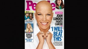 Joan Lunden People Magazine Oct 2014