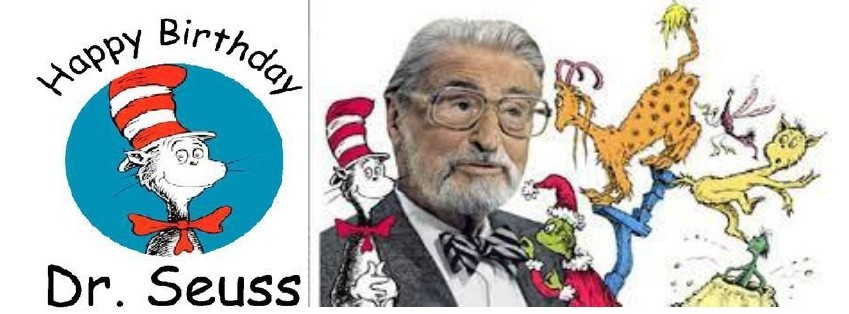 Happy Bday Dr Seuss