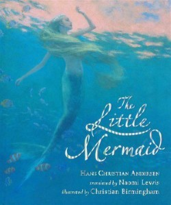 the-little-mermaid book