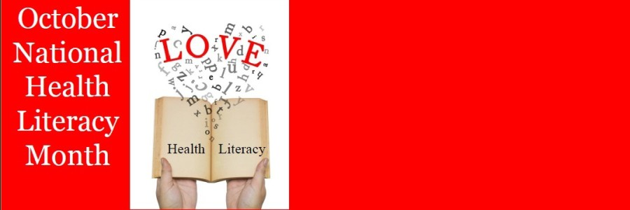 October – National Health Literacy Month