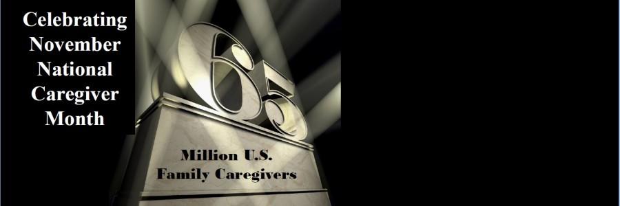 November National Caregiver Month